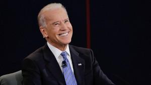 Vice-President of The United States of America, Joe Biden.